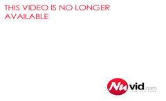 Woman on high heels plays with a dildo