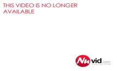 Lesbian masseuse rubs babes ass