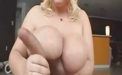 Fat Girl Jerking and Sucking