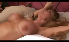 Home alone with a horny cougar