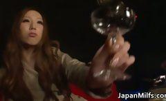 Ai Sayama Asian model has cute sex