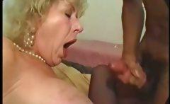 Sixtyplus whore fucking ebony hunk
