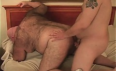 Dirk Grizzly and Chase Woofer gay bears